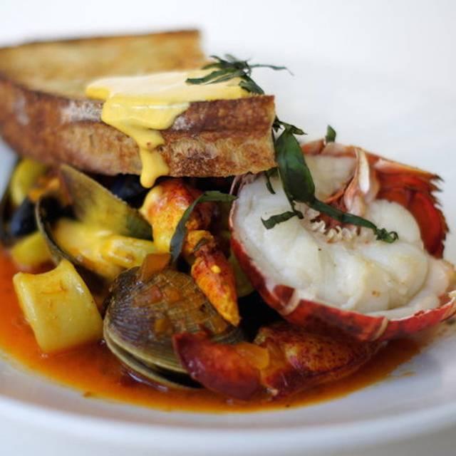 Lobster Cioppino - Vesta, Denver, CO