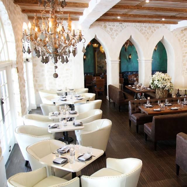 Santuari Restaurant, Los Angeles, CA