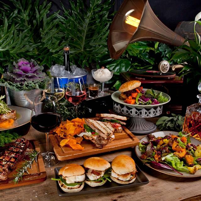 Lunch - Blackmarket Bar & Grill - Brisbane CBD, Brisbane, AU-QLD