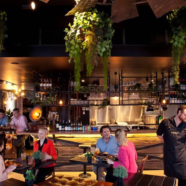 Blackmarket Bar & Grill - Brisbane CBD, Brisbane, AU-QLD