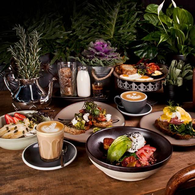 Blackmarket Breakfast - Blackmarket Bar & Grill - Brisbane CBD, Brisbane, AU-QLD