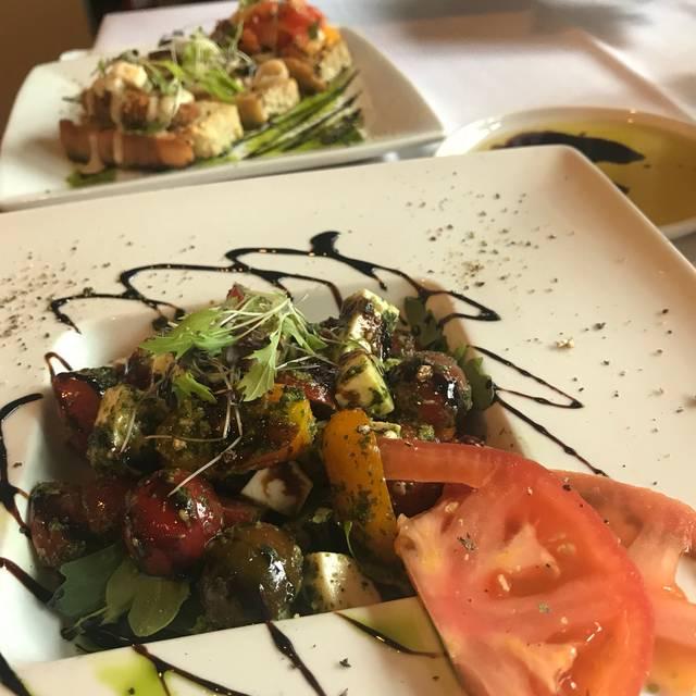 Fresco Italian Restaurant Honolulu Hi Opentable