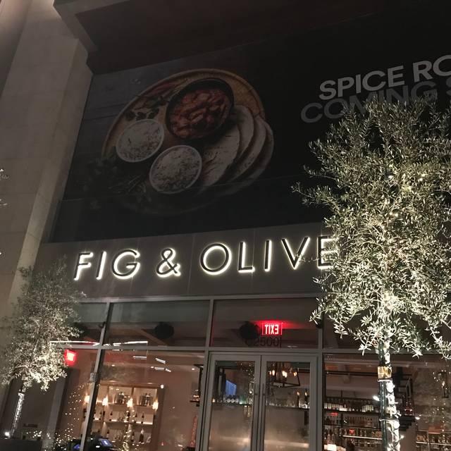 Fig & Olive - Houston, Houston, TX