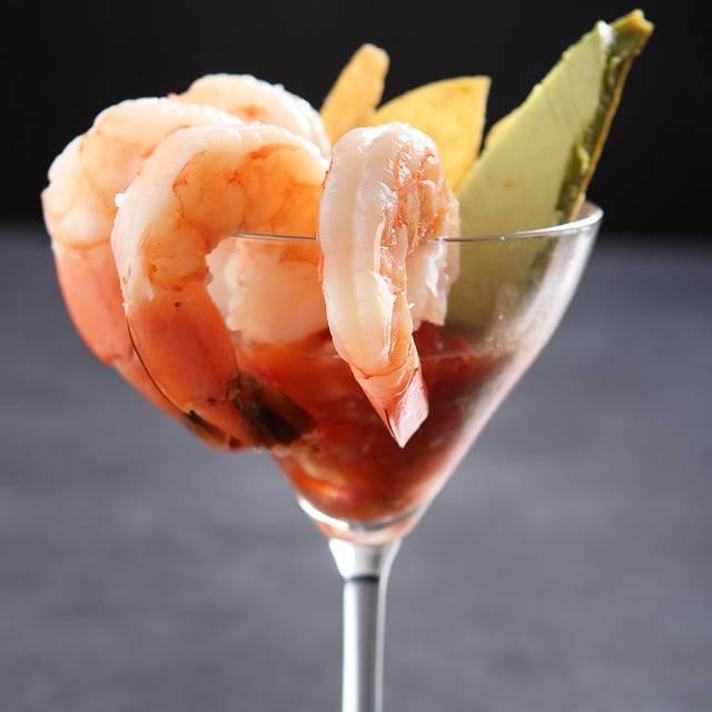 Shrimp Cocktail Rox - Rox City Grill, St. Charles, IL