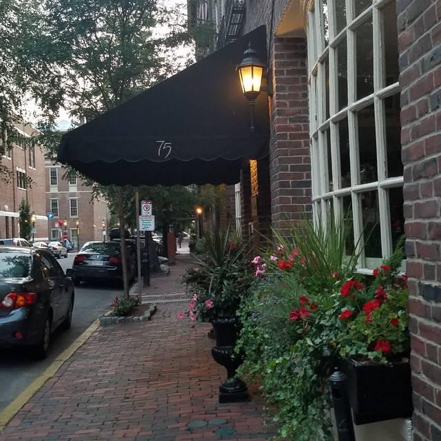 75 Chestnut, Boston, MA