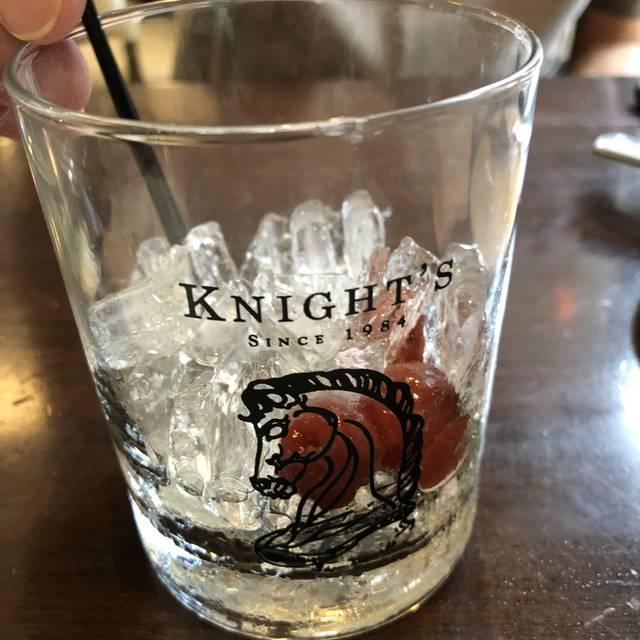 Knight's Steakhouse - Downtown Ann Arbor, Ann Arbor, MI