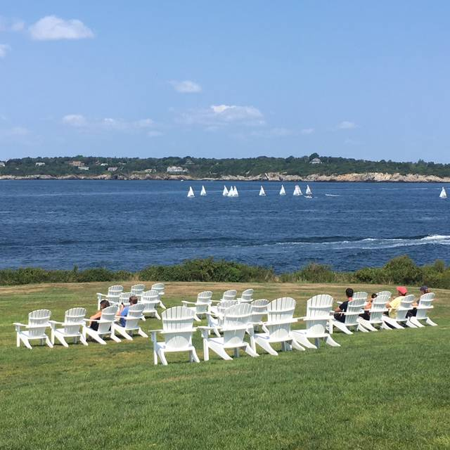 The Lawn at Castle Hill Inn, Newport, RI