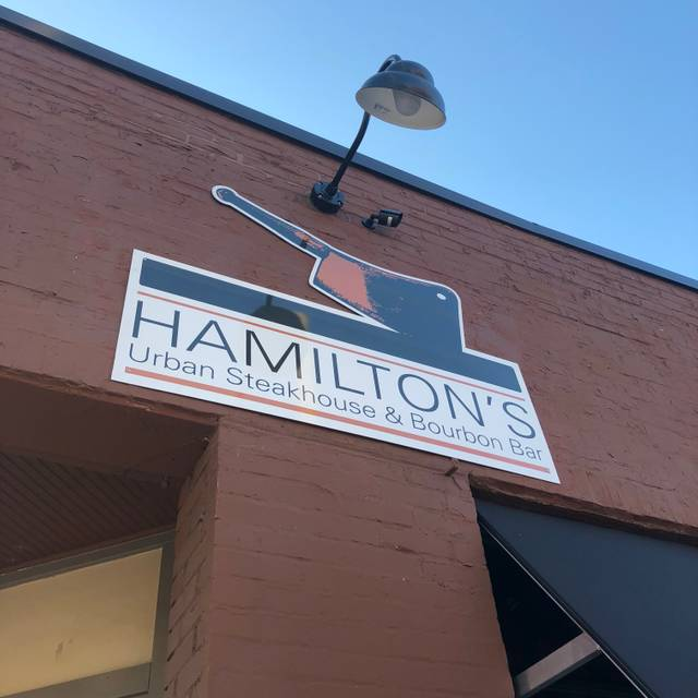 Hamilton's Urban Steakhouse and Bourbon Bar, St. Louis, MO