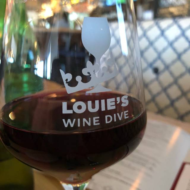 Louie's Wine Dive 119th Kitchen, Overland Park, KS