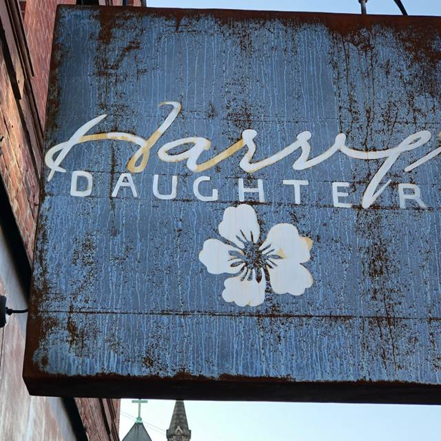 Harry's Daughter Caribbean Inspired Gastro Pub, Jersey City, NJ