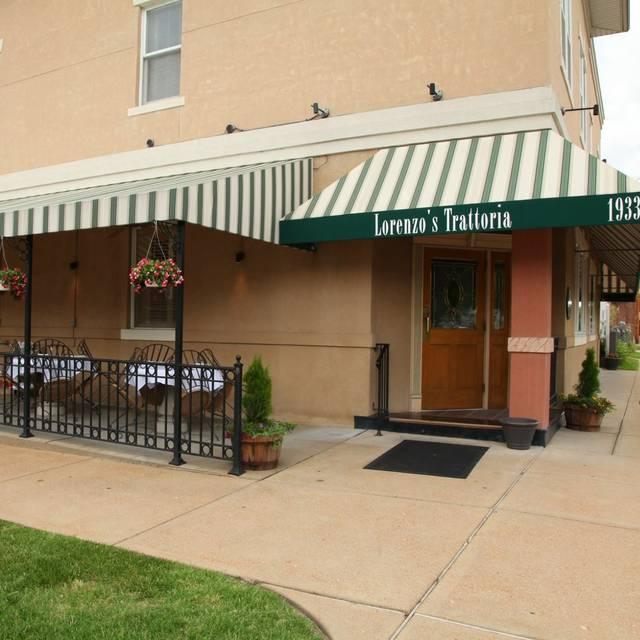 Lorenzo's Trattoria, St. Louis, MO