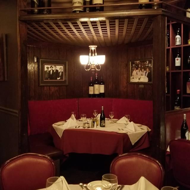 Godfather Restaurant, San Diego, CA
