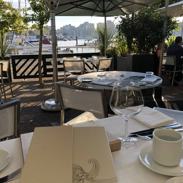 Ancora Waterfront Dining + Patio, Vancouver, BC