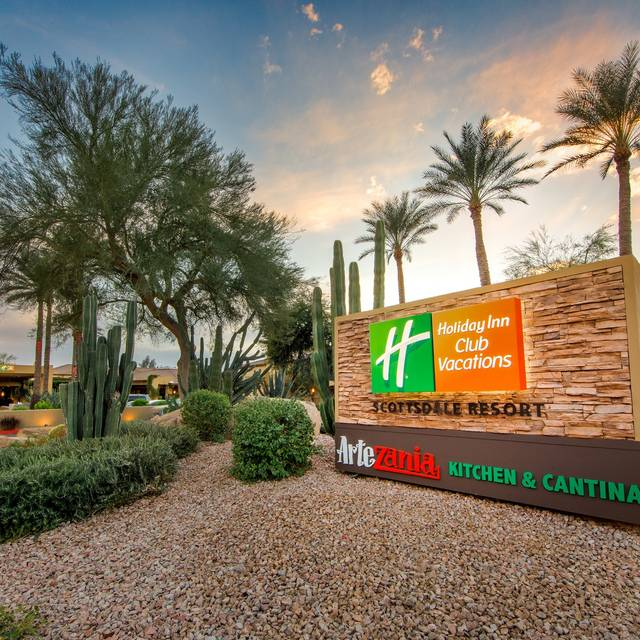 Sdr Property Monument-sign - ArteZania Kitchen & Cantina, Scottsdale, AZ