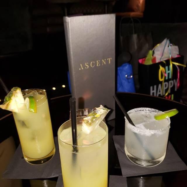 Ascent Lounge New York, New York, NY