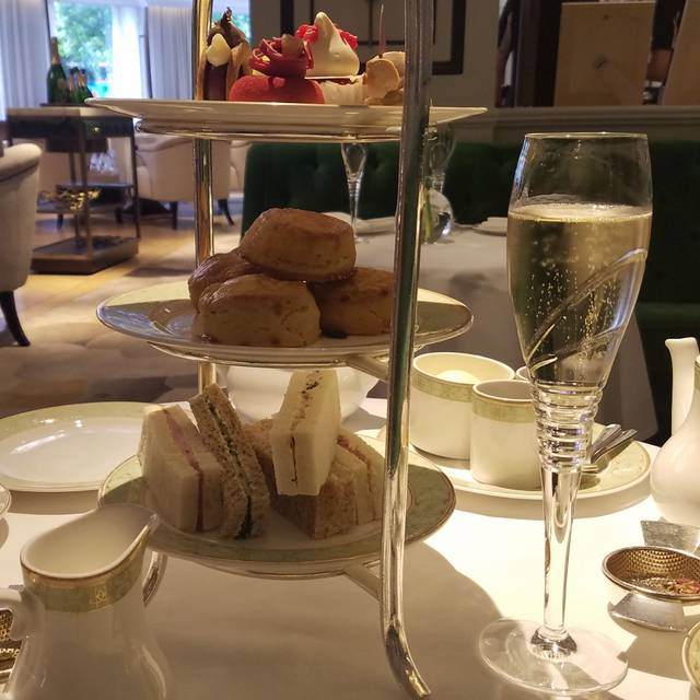 Afternoon Tea at The Park Room, London