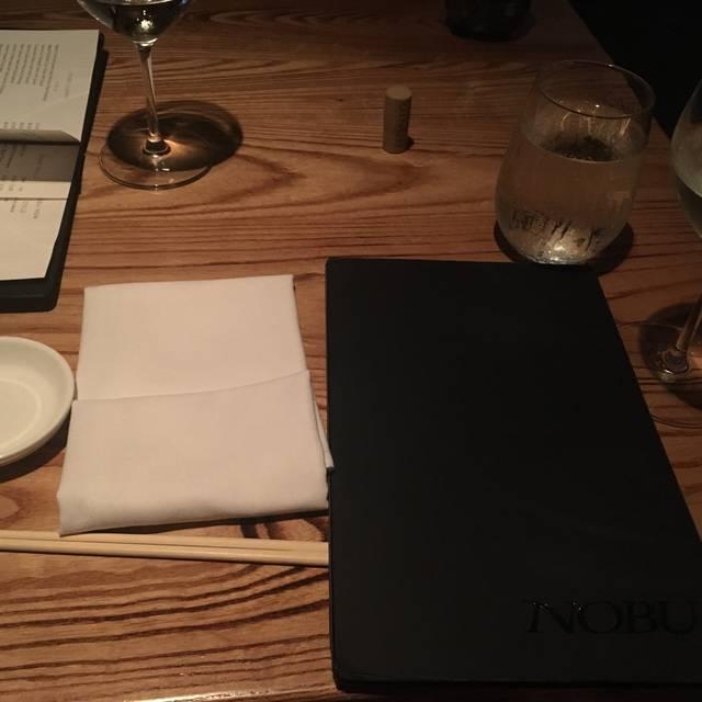 Nobu Fifty Seven, New York  Restaurant Info, Reviews, Photos