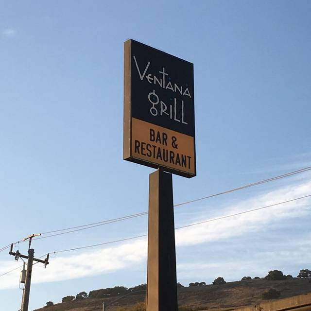 Ventana Grill, St Pismo, CA