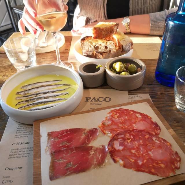 Paco Tapas, Bristol
