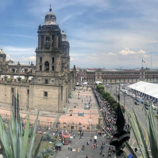 El Balcon del Zocalo, Ciudad de México, CDMX