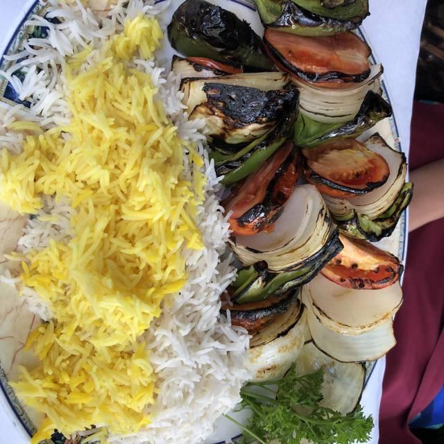 Darya restaurant in costa mesa ca