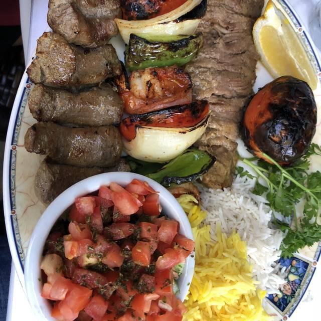 Darya Restaurant, Santa Ana, CA