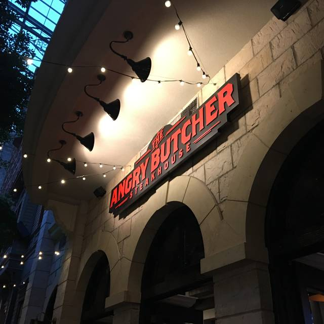 Angry Butcher - Sam's Town Hotel & Gambling Hall Restaurant