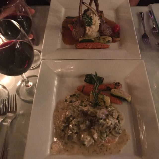 St Martin's Wine Bistro, Dallas, TX