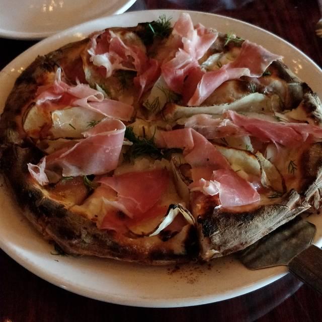 Flame Pizzeria, Reseda, CA