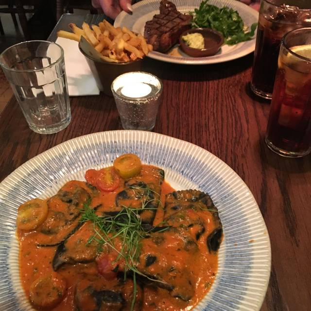 Jamie's Italian, Piccadilly, London, London