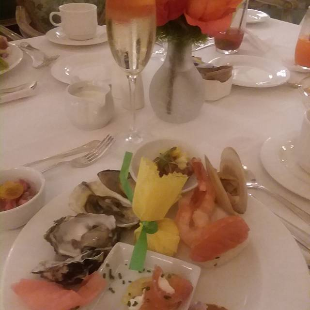 The Westgate Hotel - Sunday Brunch & Le Fontainebleau Room, San Diego, CA