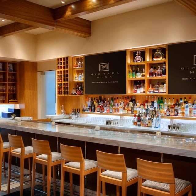 Bar - Michael Mina - Bellagio, Las Vegas, NV