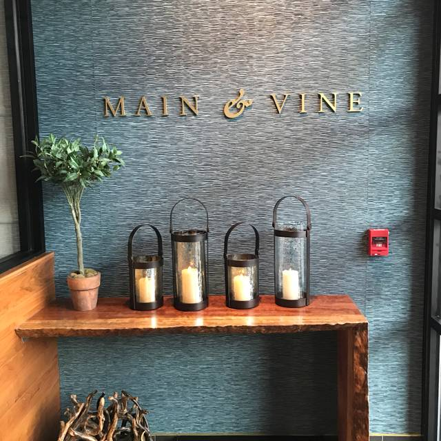 Main and Vine, Villanova, PA
