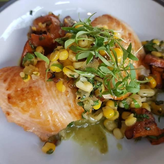 Oddfish Restaurant, Vancouver, BC
