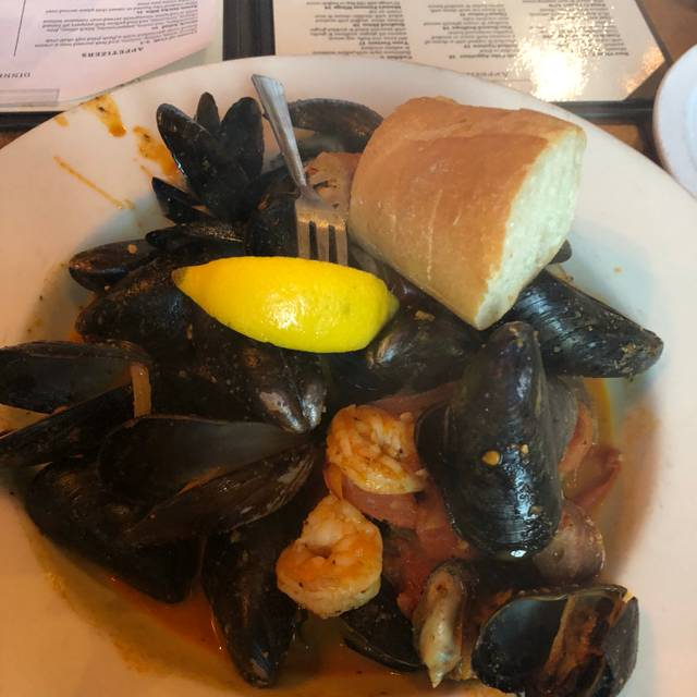 Mama's on the Half Shell, Baltimore, MD