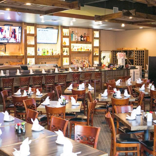 Ss - Sapporo Japanese Bistro & Sushi Bar, Magnolia, TX