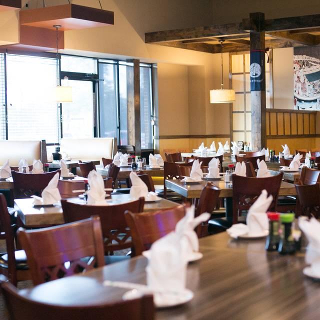 Sapporo Japanese Bistro & Sushi Bar, Magnolia, TX