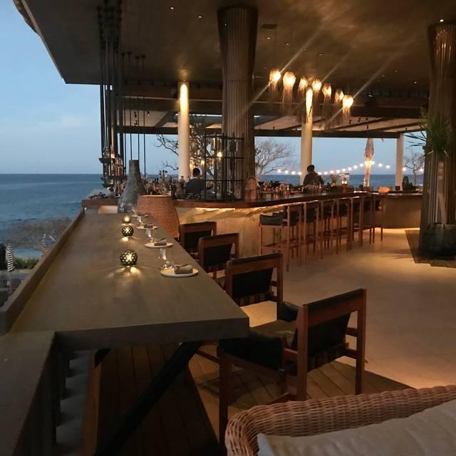 Comal Restaurant Bar Chileno Bay Resort Residences
