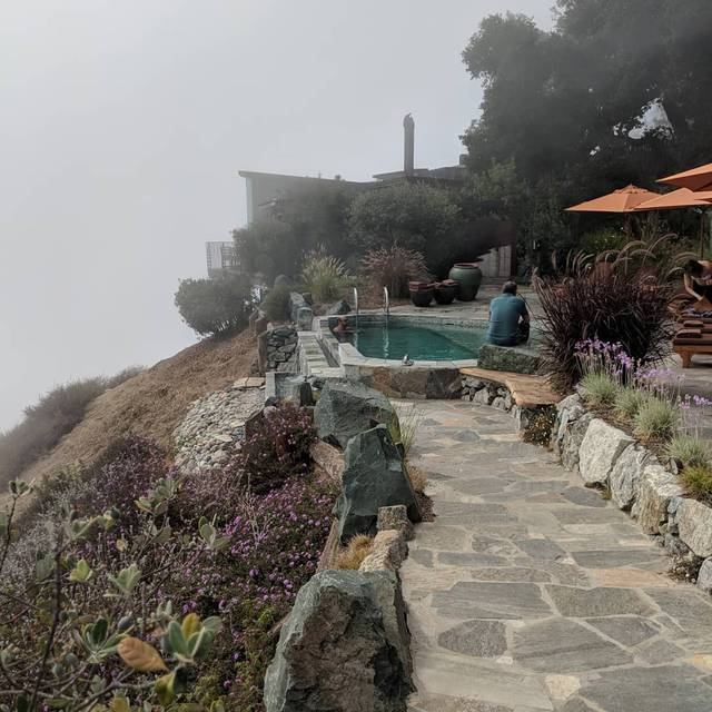 Sierra Mar - Post Ranch Inn, Big Sur, CA