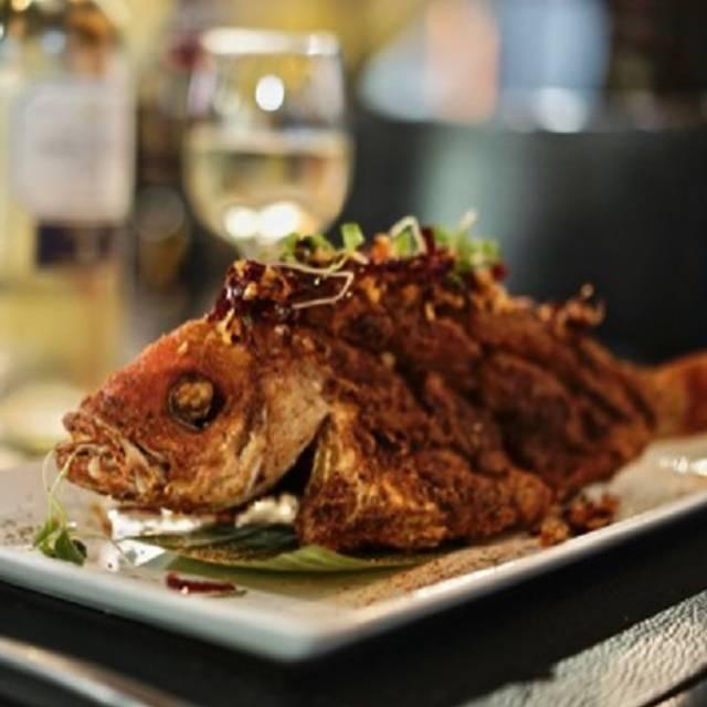 Pescado - Harbor's Steakhouse & Raw Bar - Angelopolis, Puebla, PUE