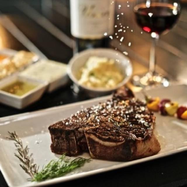 -porter House - Harbor's Steakhouse & Raw Bar - Angelopolis, Puebla, PUE