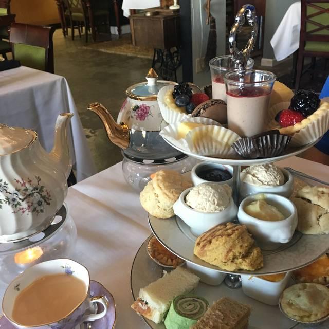 Clockwork Rose Tea Emporium, Beaverton, OR
