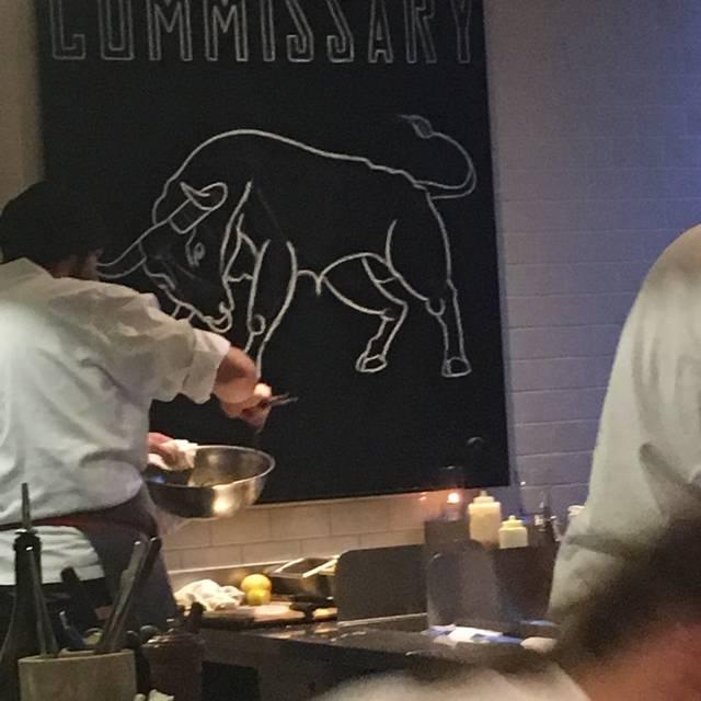 The Commissary, San Francisco, CA