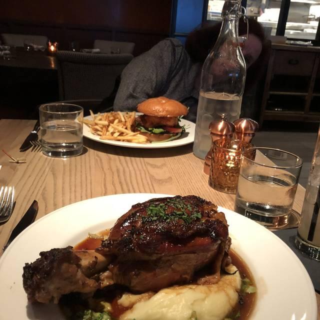 Corinne Restaurant, Denver, CO