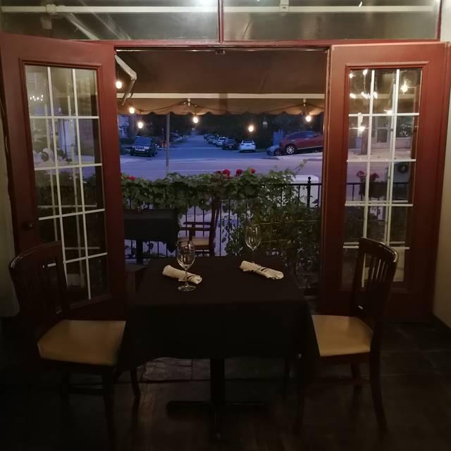 Anima Trattoria and Wine Bar, Etobicoke, ON