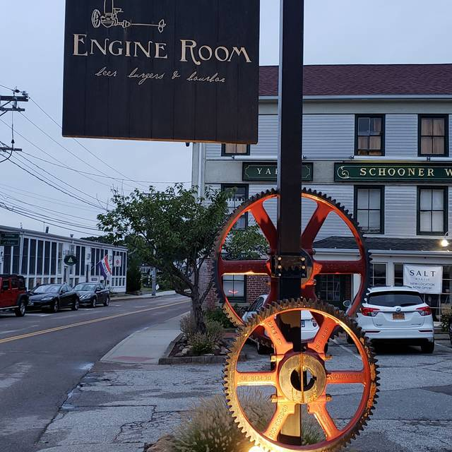 Engine Room, Mystic, CT