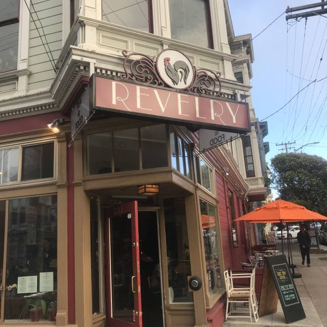 Revelry Bistro, San Francisco, CA