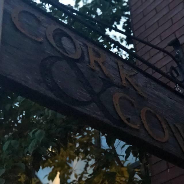 Cork & Cow, Franklin, TN