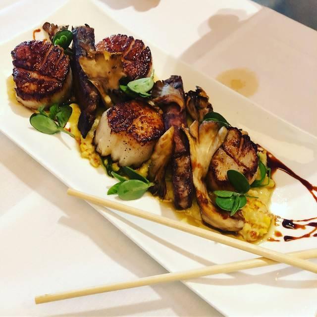 Ocean Hai Restaurant - Wyndham Hotel, Clearwater, FL