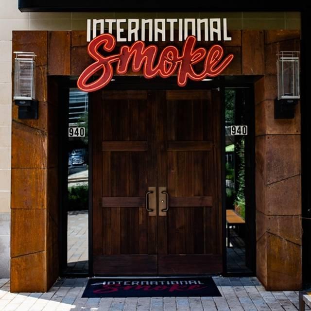 International Smoke Houston, Houston, TX